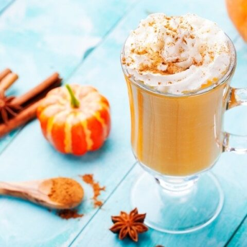 pumpkin drink recipes