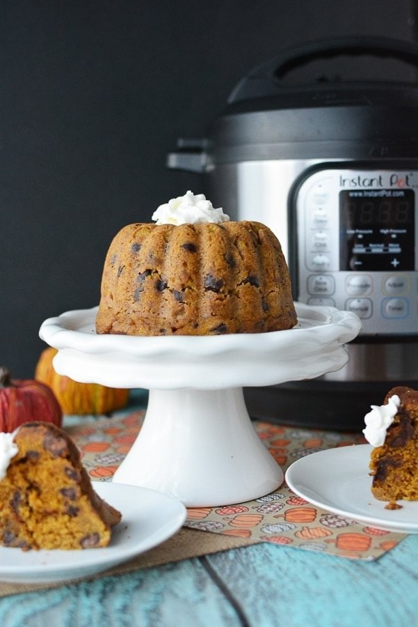 Pumpkin Bundt Cake Recipe