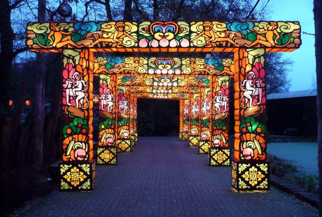 Atlanta chinese lantern festival 2019
