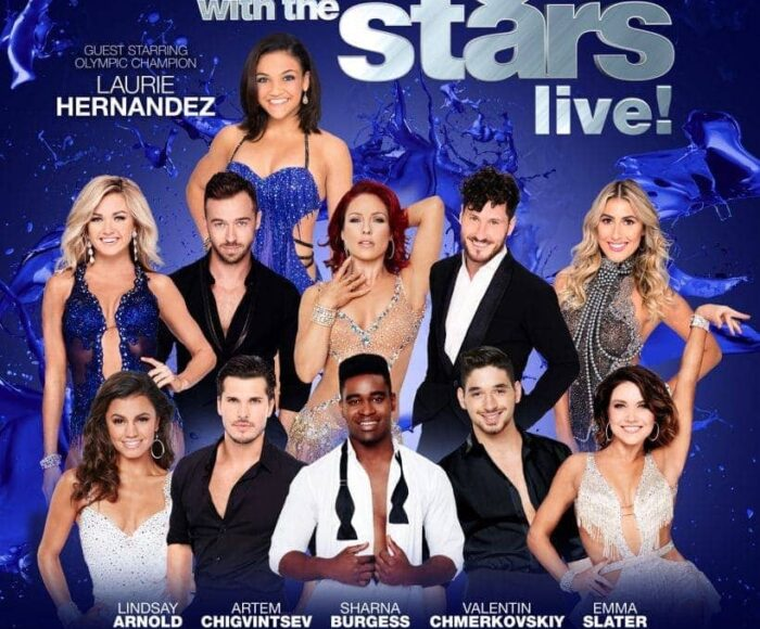 Dancing With the Stars- Sharna Burgess Interview