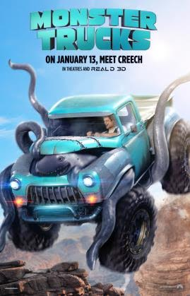 Monster Truck Movie and Trailer