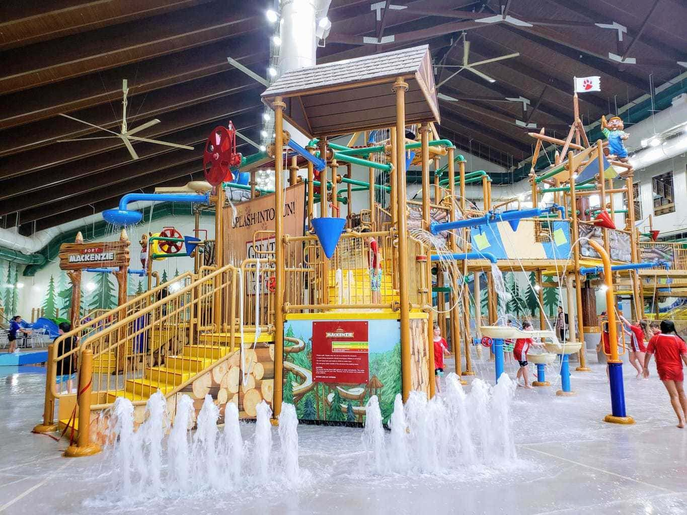 If you've been searching for a place where you can literally enjoy everything under one roof, Great Wolf Lodge in Georgia is waiting for you to book your reservation. It's no exaggeration that there was literally something for everyone to do, and there wasn't a moment of downtime to even worry about. We've compiled 5 great reasons you should stay at the Great Wolf Lodge.
