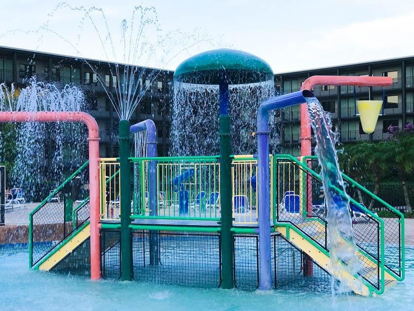 Kids Play Area at Wyndham LBV