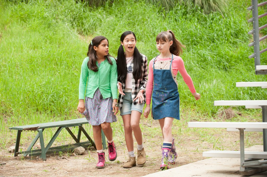 n American Girl Story: Summer Camp, Friends for Life