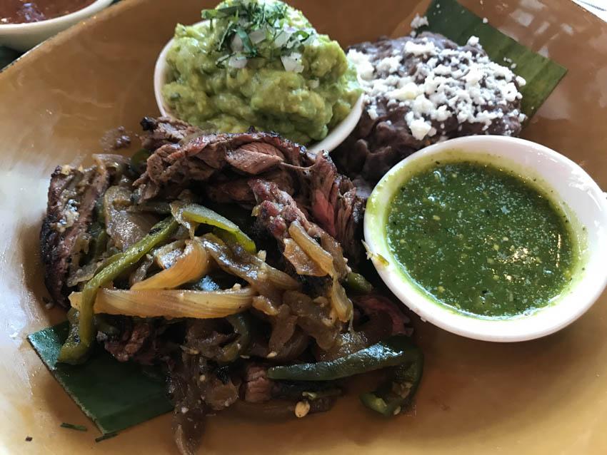 Delicious Food at Frontera