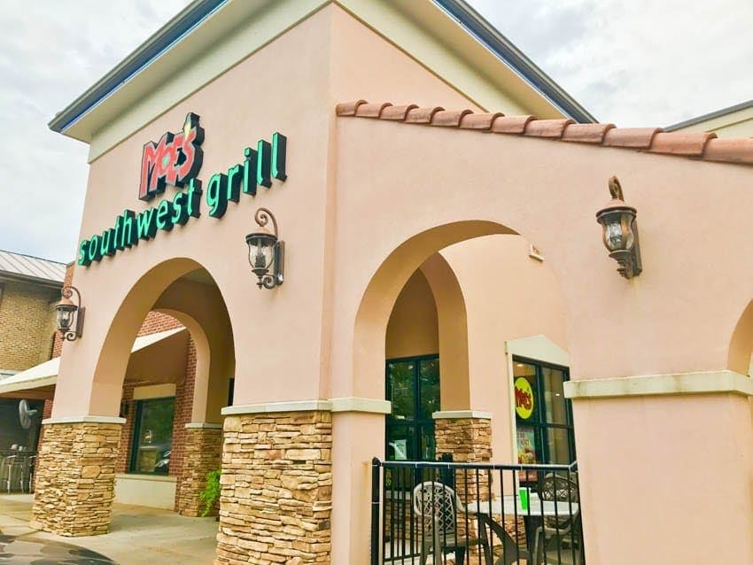 Moe's Soutwest Grill in Atlanta