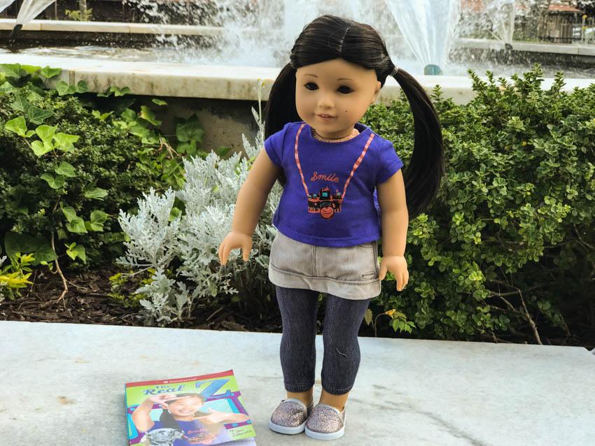 Z Yang American Girl Doll