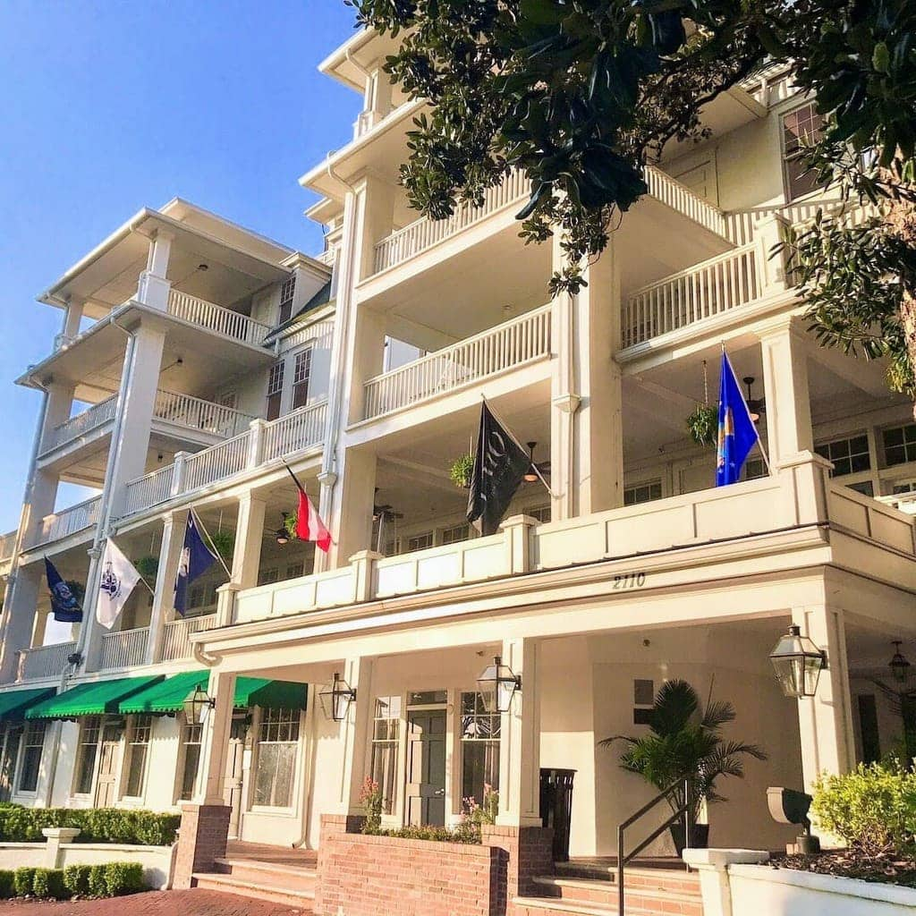 The Partridge Inn Augusta is the perfect blend of modern posh and Southern Charm. With a rich history and modern feel, The Partridge Inn is perfect.