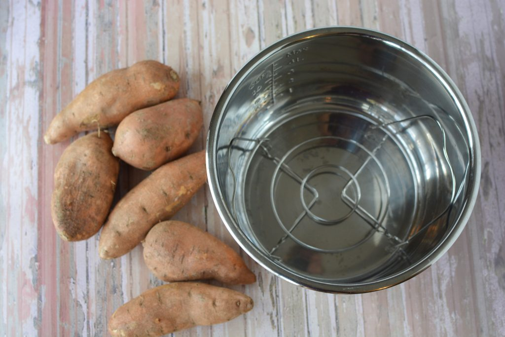 Instant Pot Sweet Potatoes, Sweet Potatoes Recipes, Thanksgiving Sweet Potatoes Recipe, Instant Pot Sweet Potatoes