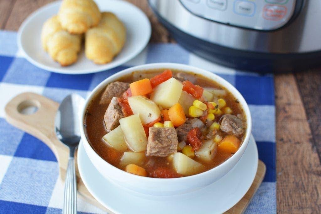 Instant Pot Stew, Instant Pot Stew Recipe, Easy Instant Pot Stew, Instant Pot Beef Stew