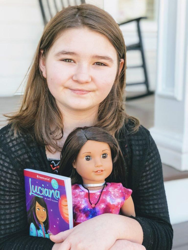 luciana, American girl doll 2018