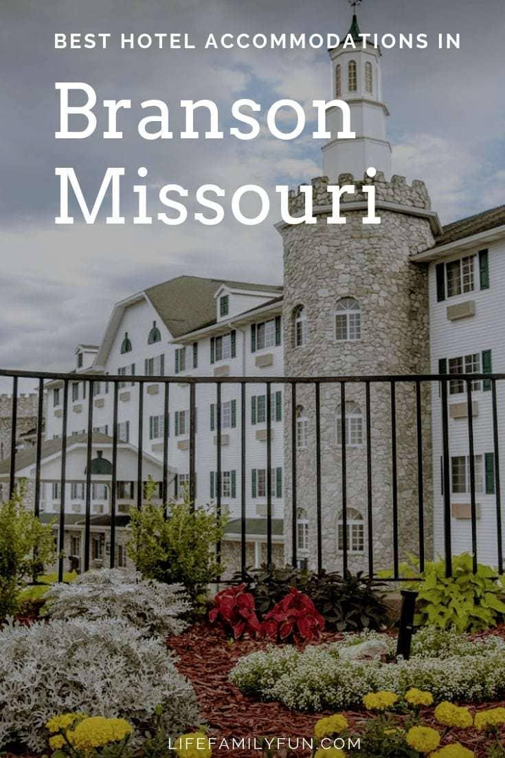 branson hotel accommodations