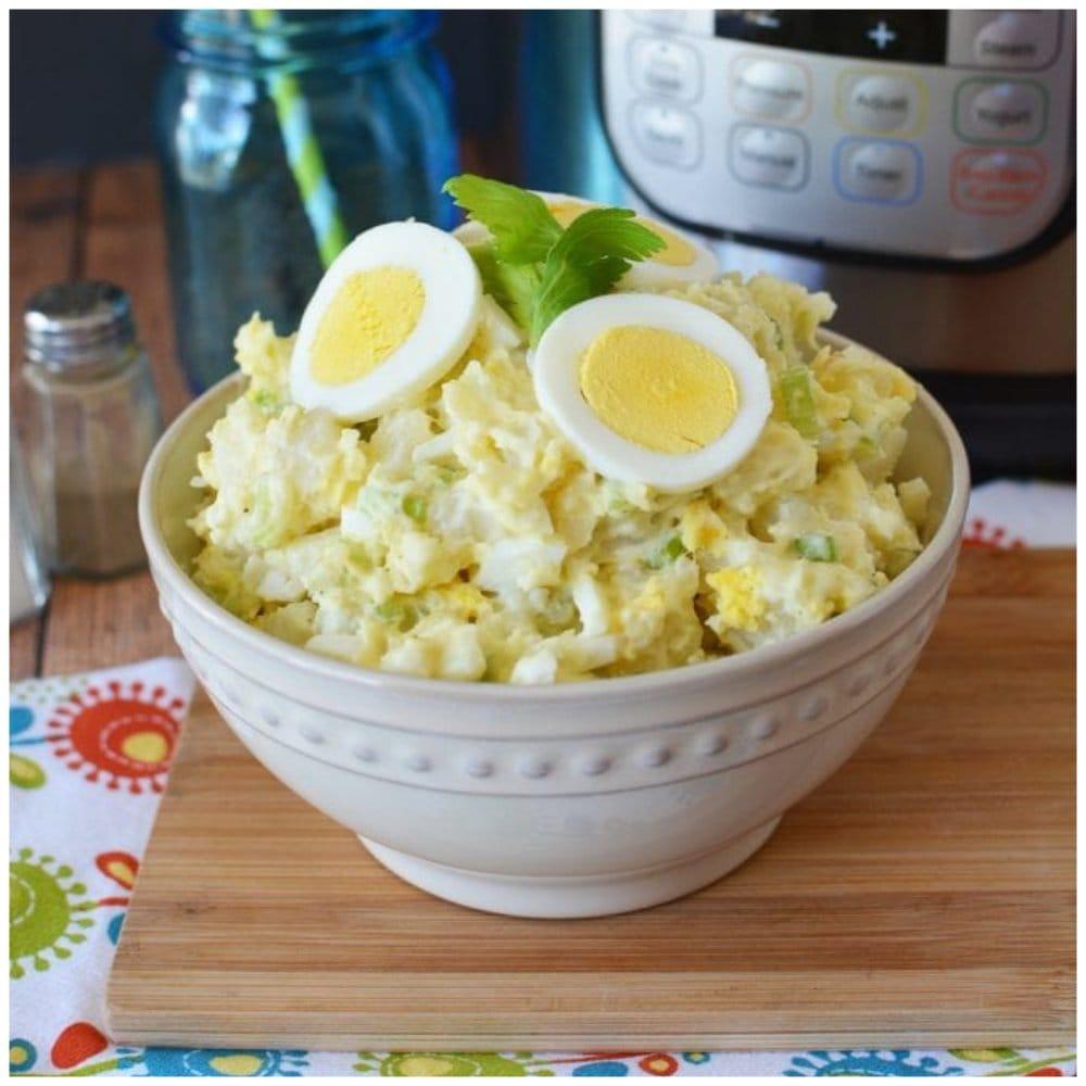 IP Potato Salad