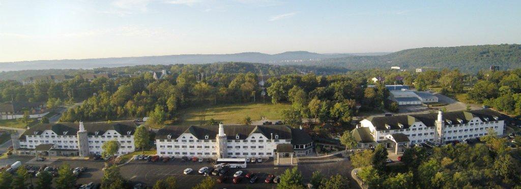 stone castle hotel in branson