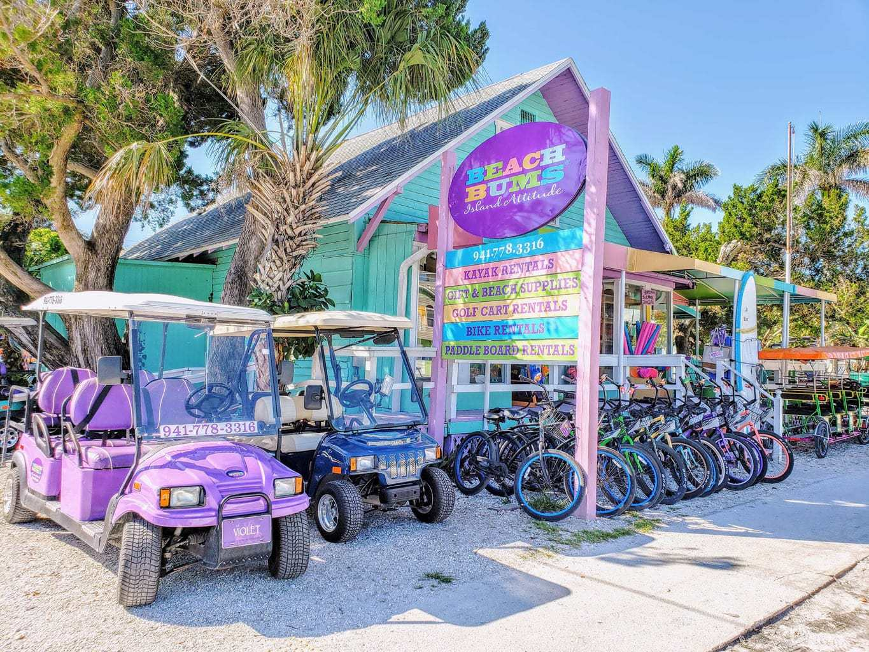 Beach Bums Store, Kayaking on Anna Maria Island, Anna Maria Island kayaking, kayaking with Beach Bums