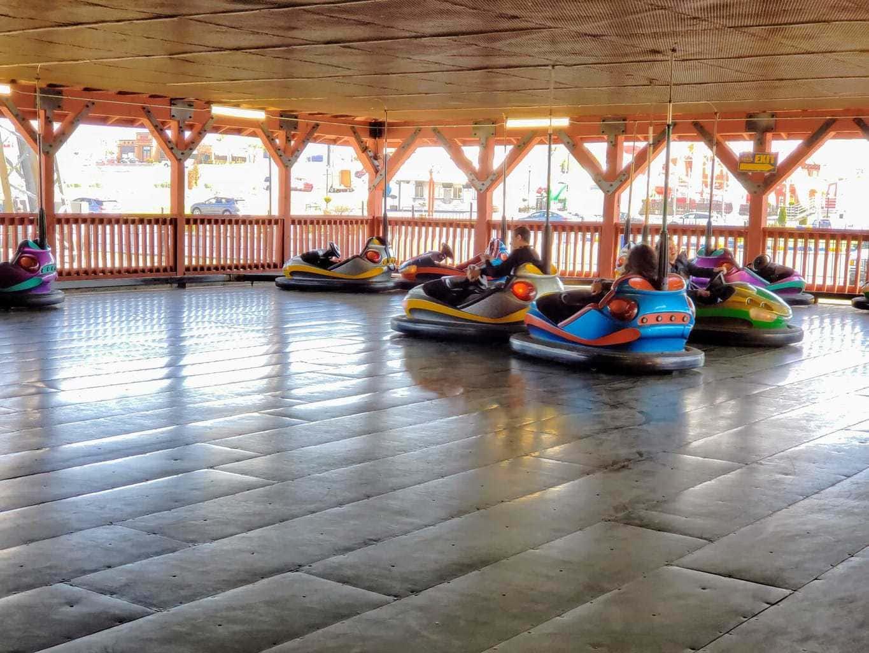 Track Family Fun in Branson, track family fun park