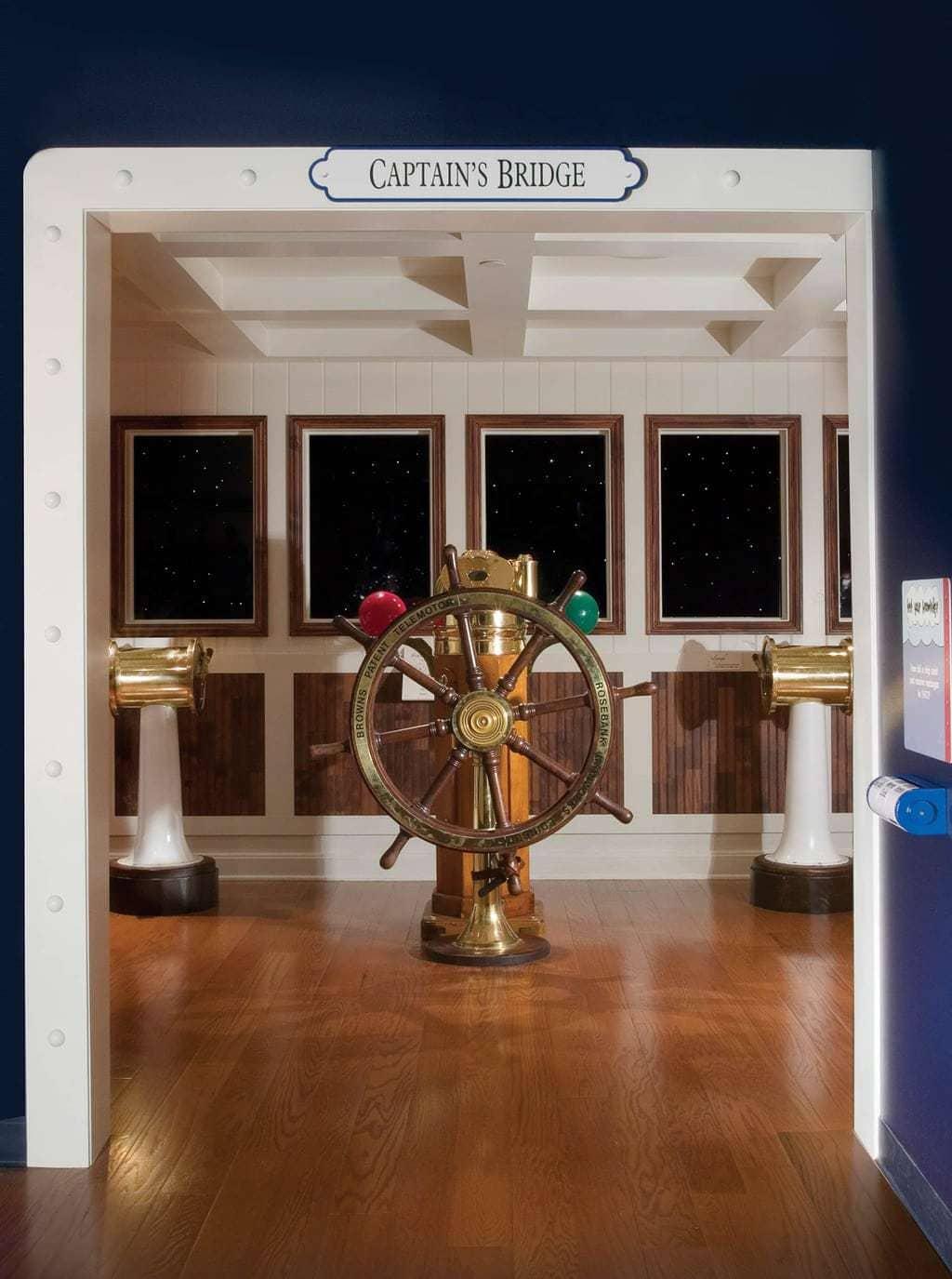 titanic museum, Branson titanic museum, titanic museum in Branson