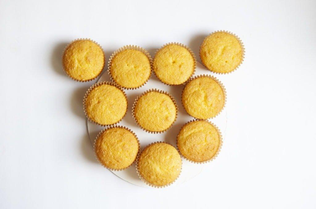 Winnie the Pooh Pull Apart Cupcakes