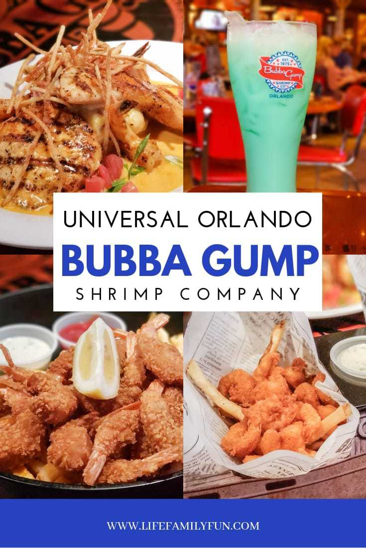 If you are in the Orlando area searching for a great place to dine, give Bubba Gump Shrimp Co. a try. Made-from-scratch menu and dining options. Located at the entrance of Universal City Walk #BubbaGumpShrimpCo #BubbaGump