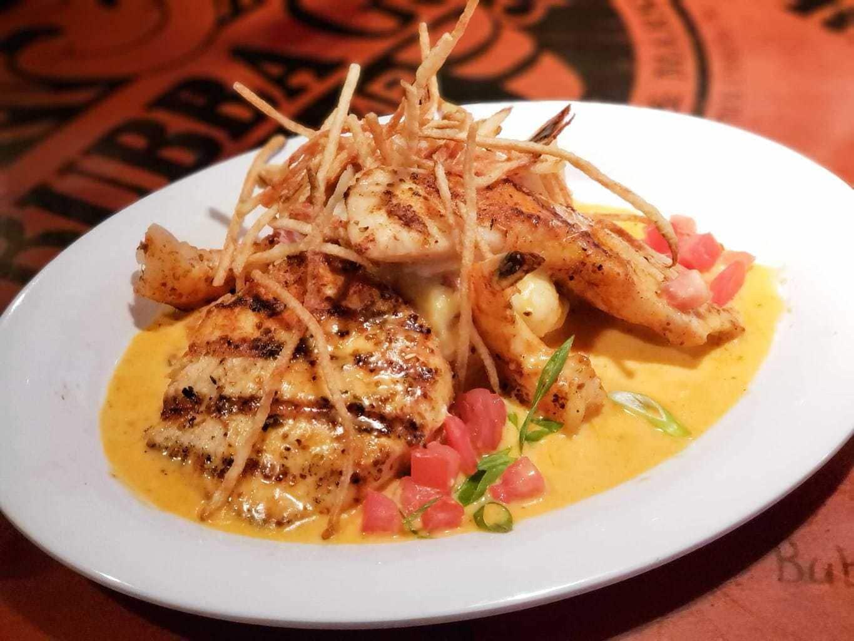 Bourbon Street Mahi Mahi, Bubba Gump Shrimp Co.