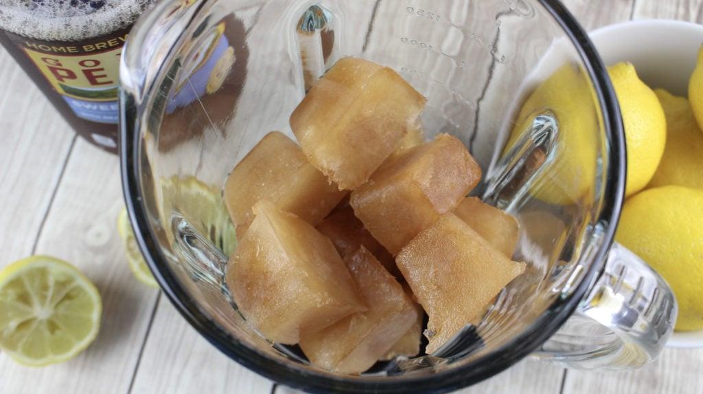 Sweet Tea Slushies