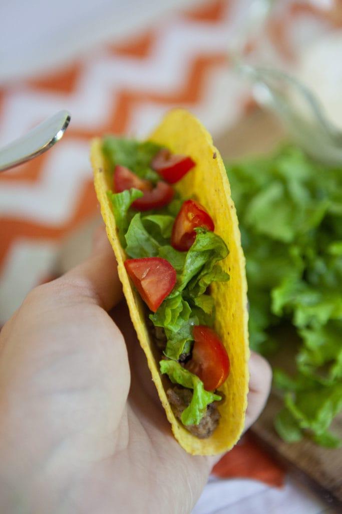Eyeball Tacos