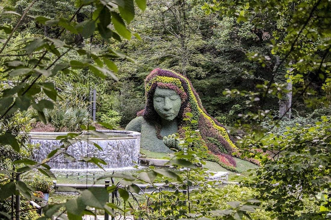 Atlanta Botanical Gardens, Atlanta Bucket List