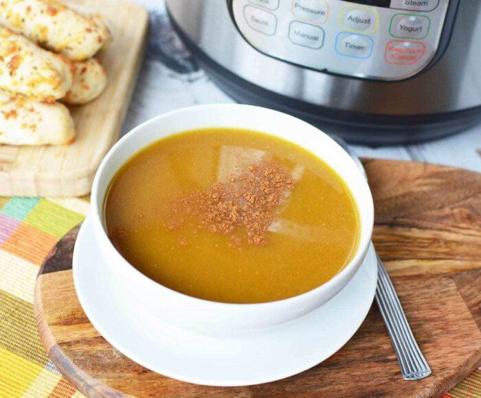 Instant Pot Butternut Squash Soup, Butternut Squash Soup