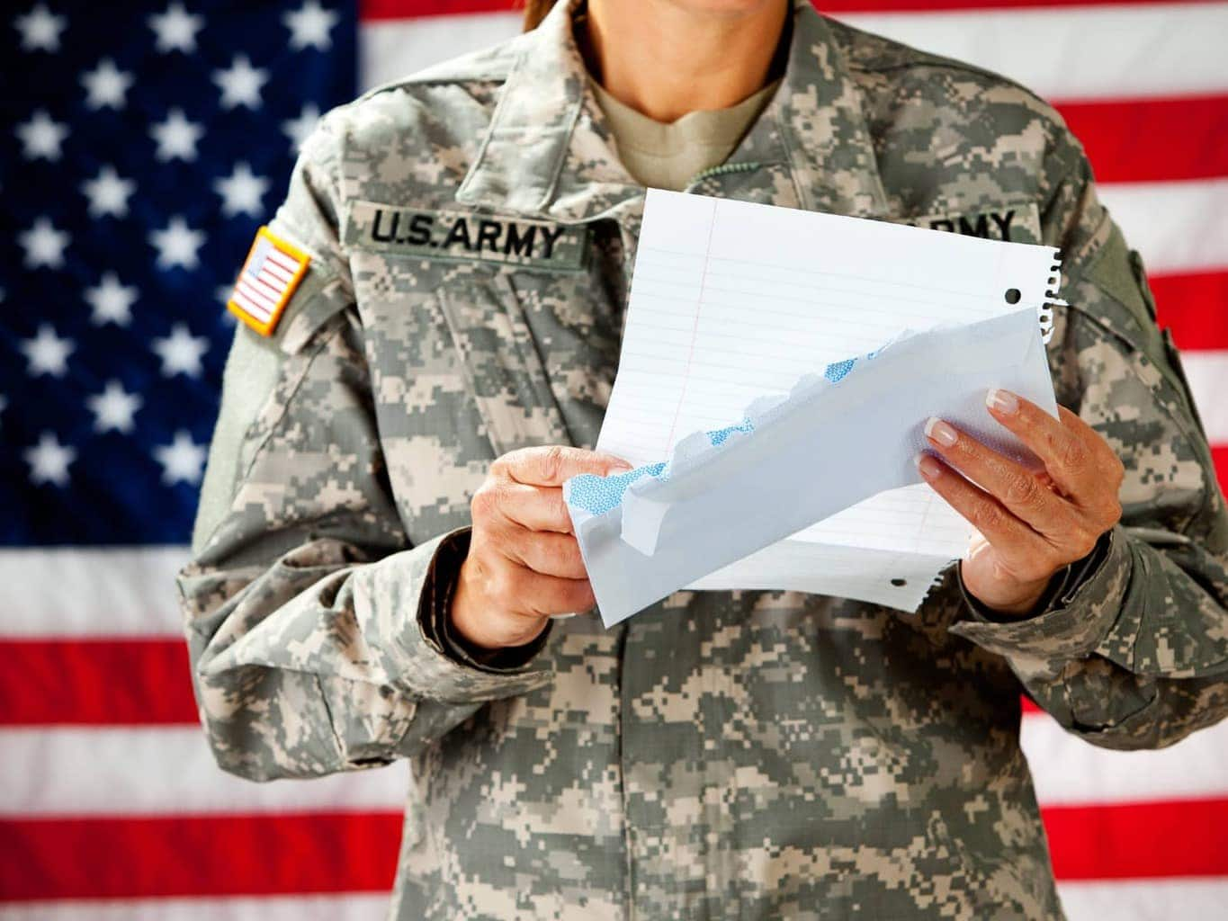 child leaves for basic training, What happens next when your child leaves for boot camp, how to mail letters to your son or daughter while they are in boot camp