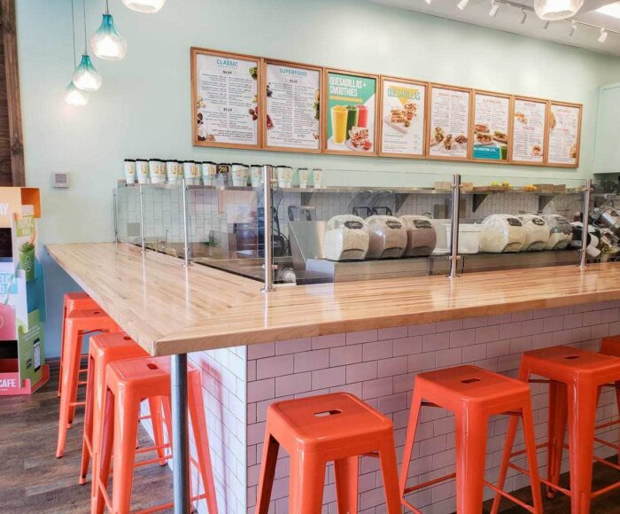 Tropical Smoothie Cafe in Canton