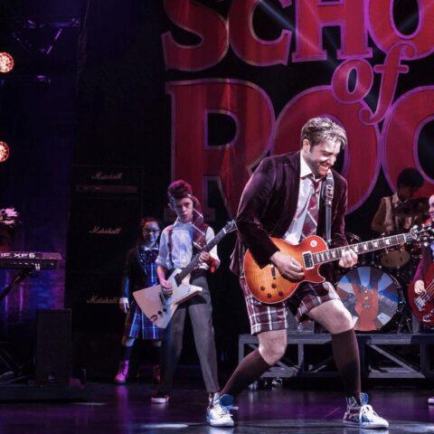 School of Rock Fox Theatre