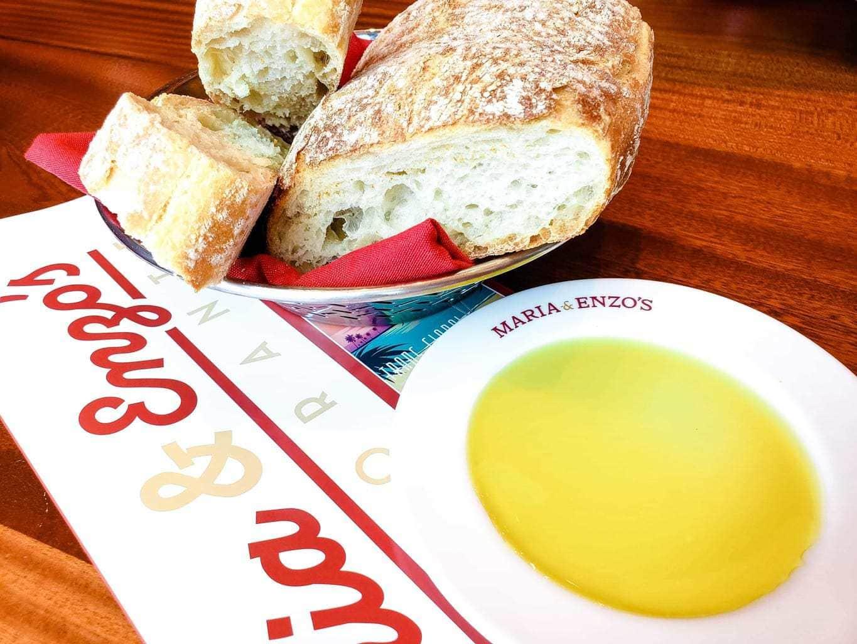 Maria & Enzos, Italian Restaurant in Disney