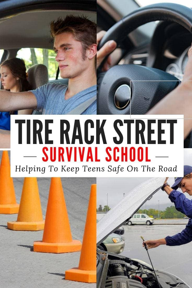 Tire Rack Street Survival was created to provide your teen with the knowledge and education to be safe behind the wheel witha hands-ondriving approach.