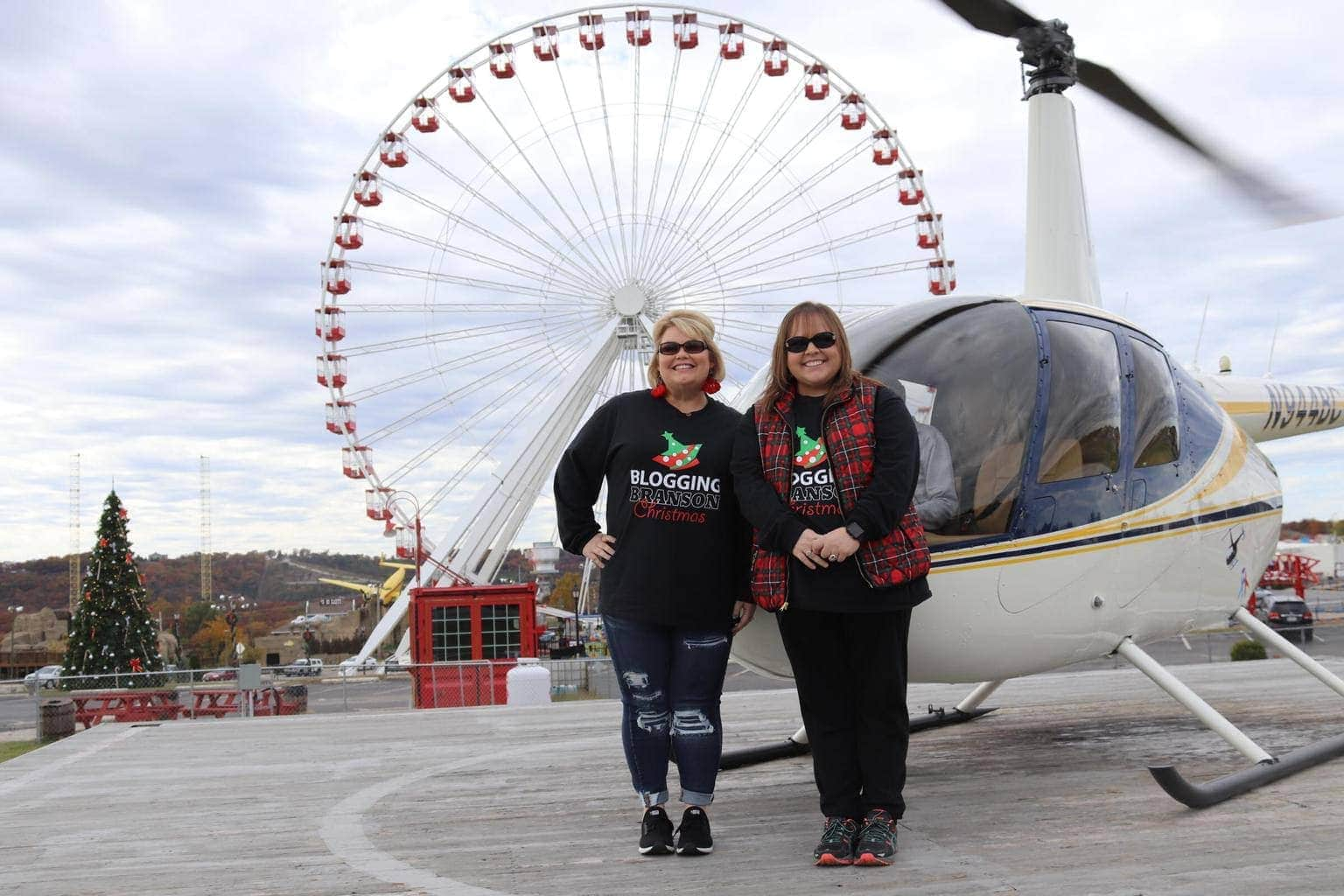 Branson Helicopter Tour