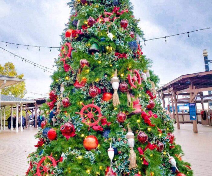 showboat branson belle at christmas