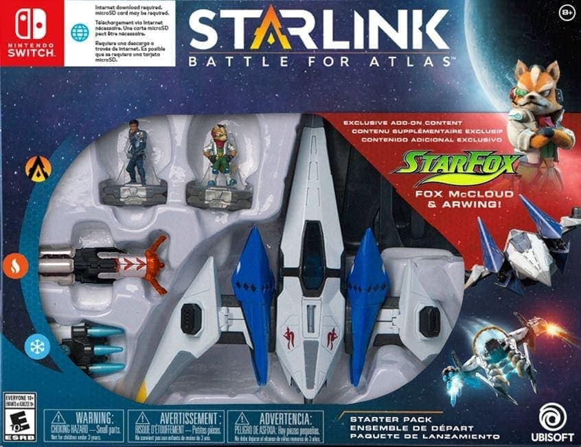 The Starlink Battle for Atlas for your Nintendo Switch will create so much fun for you and your family! Features modular toy technology. Available at @BestBuy @StarlinkGame #AD #StarlinkGame #BestBuy