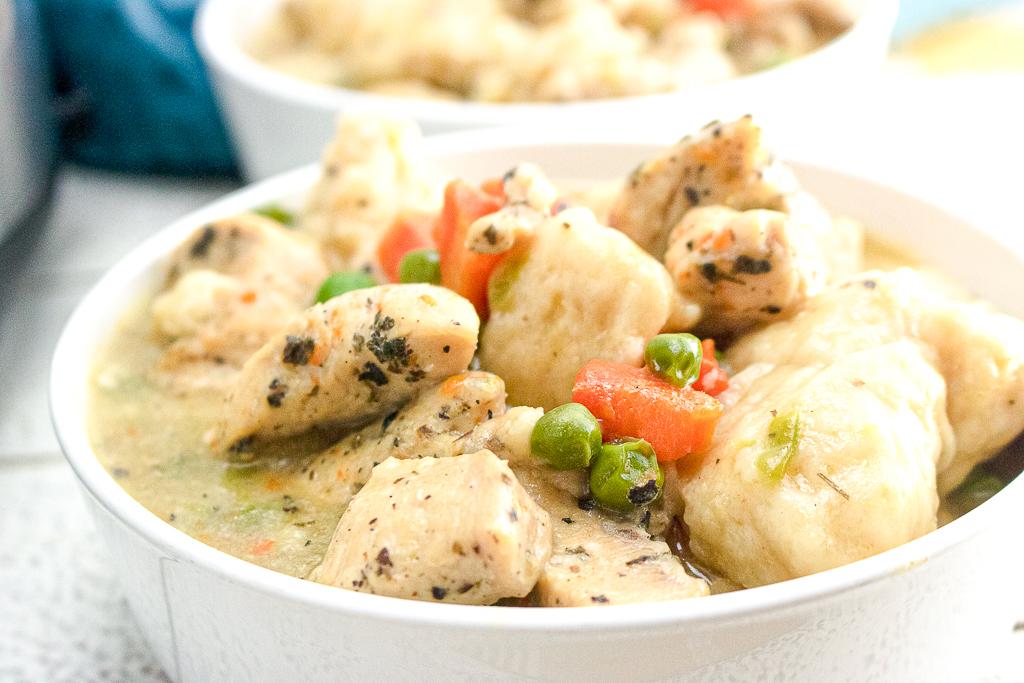 best instant pot dumplings
