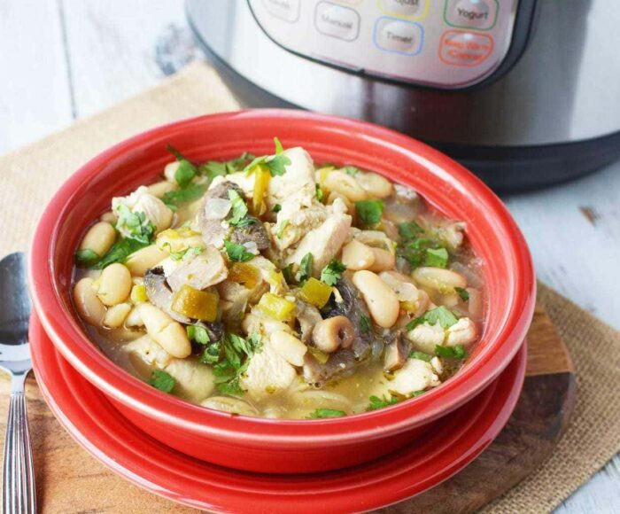 IP White Chicken Chili
