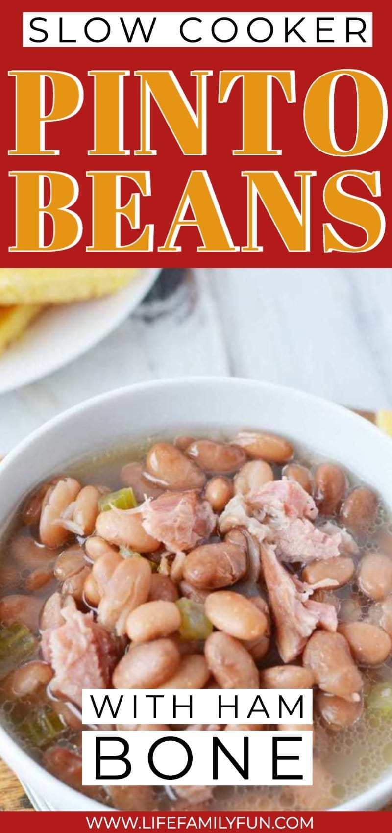 Slow Cooker Pinto Beans