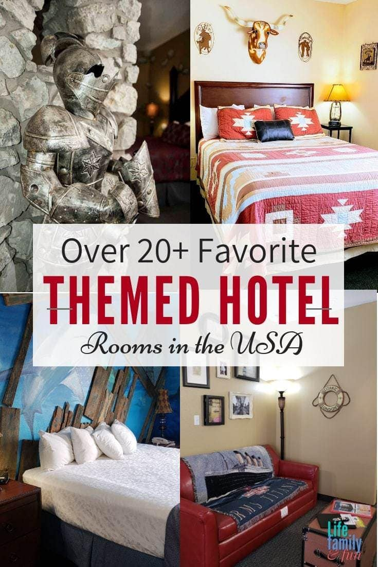 When you choose to stay at the Stone Castle Hotel, you are certain to fall in love with the themed hotel rooms, ambiance, the staff and everything that the hotel has to offer!
