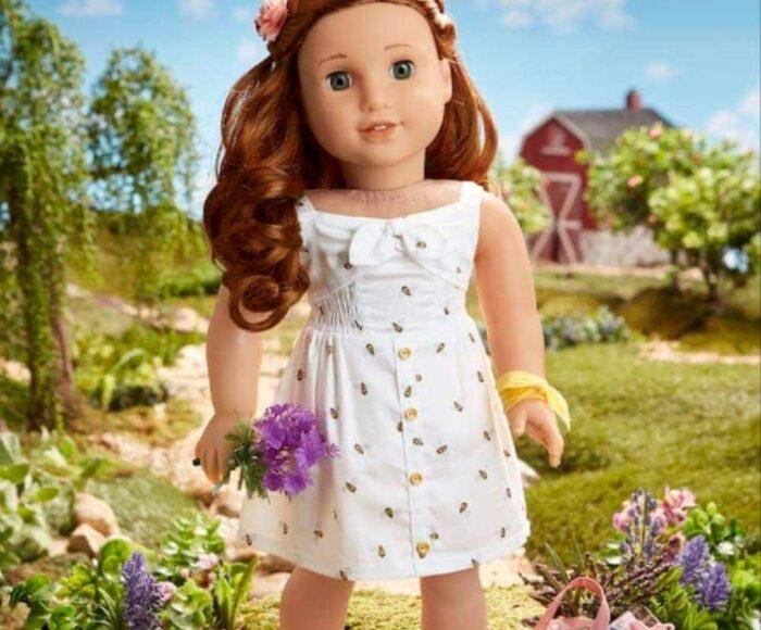 blaire wilson american girl doll
