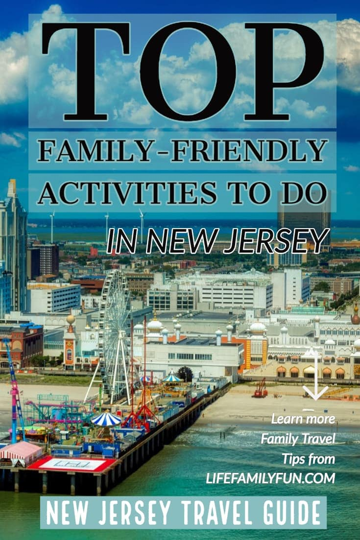 Family friendly things to do in new jersey