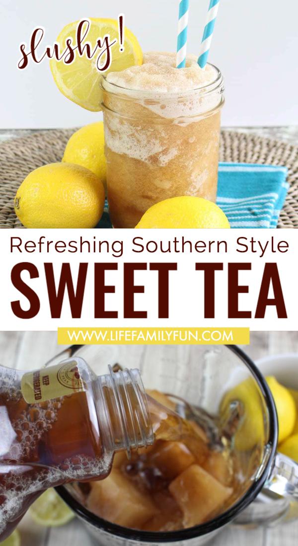 sweet Tea Slushy