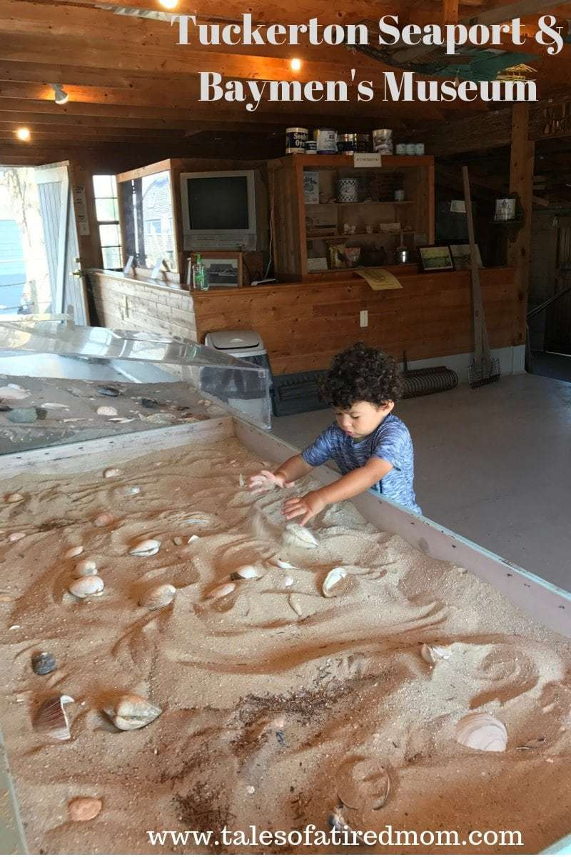 Things to do in new jersey with kids, baymen's museum