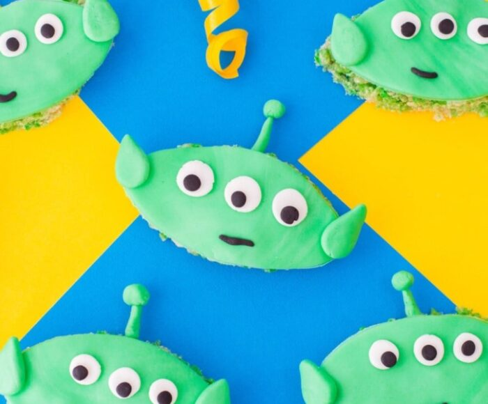 toy story treats, Toy Story Rice Krispies