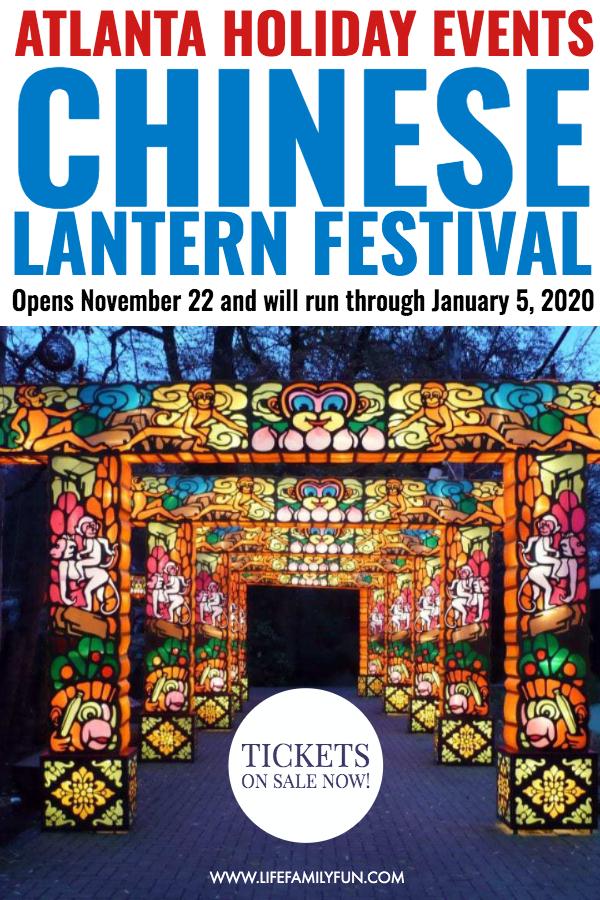 Atlanta Chinese Lantern Festival 2019,