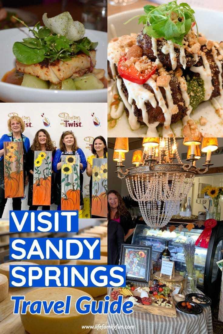 Things to do in Sandy Springs