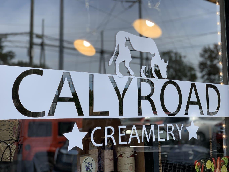 CalyRoad Creamery in Sandy Springs