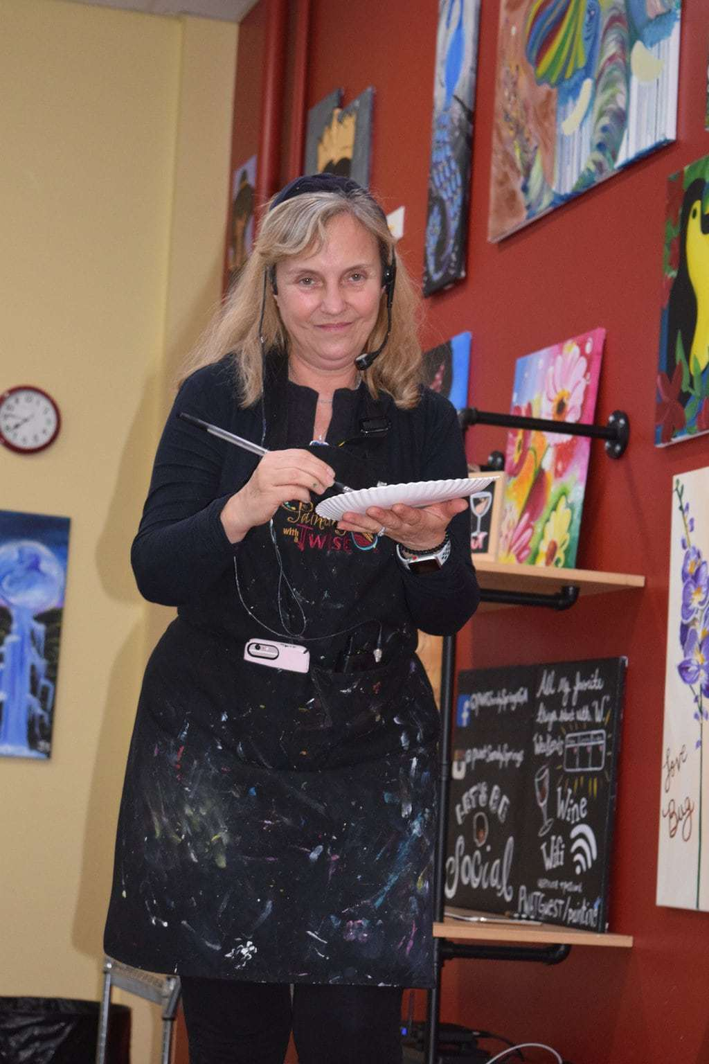 Sandy Springs Painting With a Twist