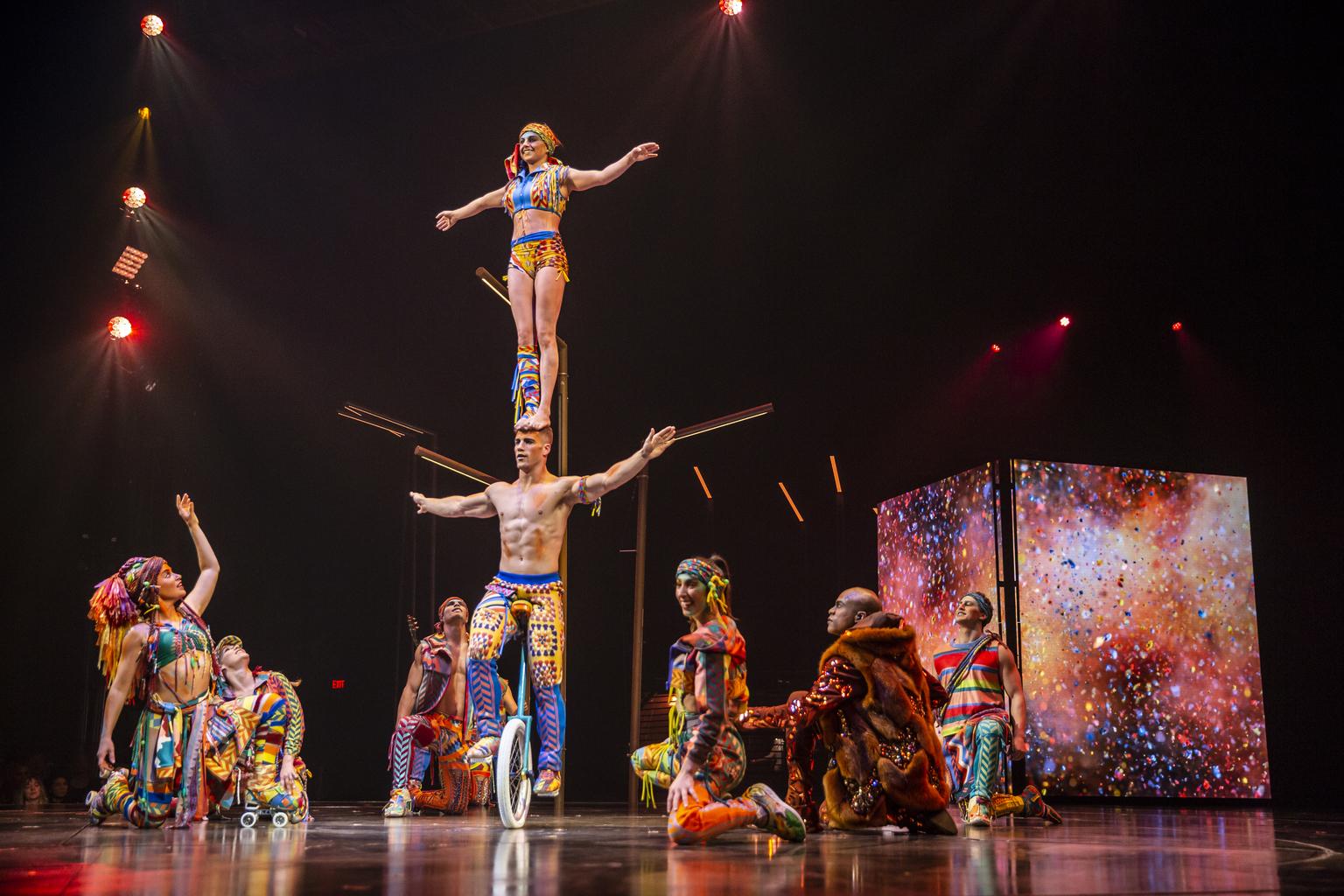 Cirque du Soleil, VOLTA